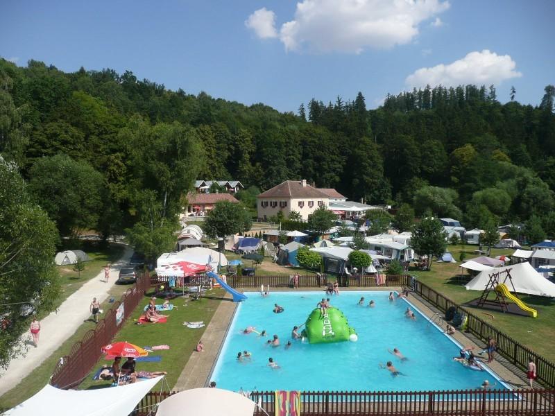 Beleef het op Camping Letni Den in Tsjechië!