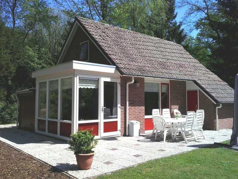 Comfortabele bungalow op Bungalowpark HOGE HEXEL