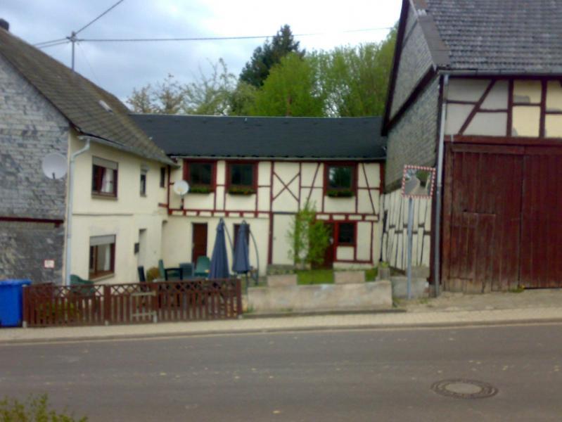 zeer ruim vakantiehuis (ideaal voor 2 gezinnen!) in de Hunsruck