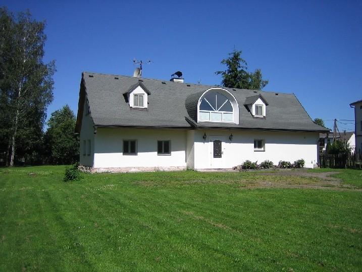 vrijstaande zeer luxe vakantiewoning in Hajnice (bij Trutnov)