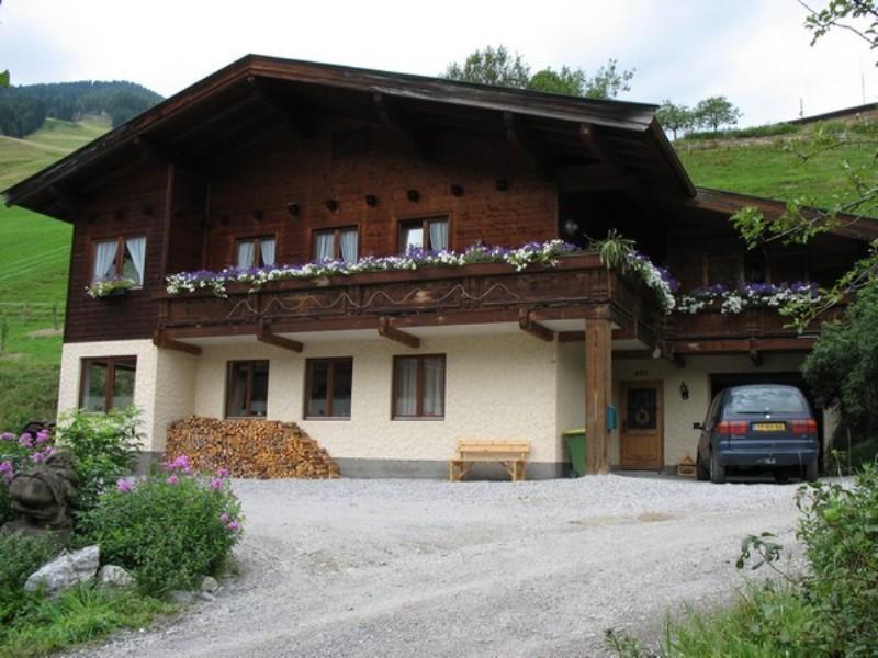 vakantie Saalbach