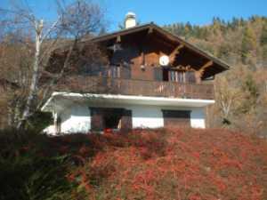 Chalet Zwitserland