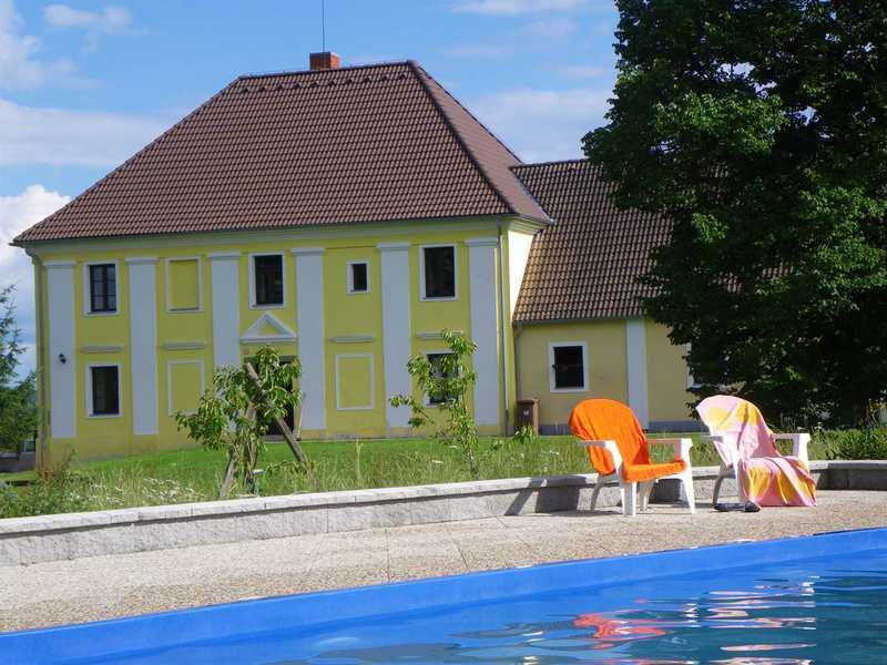 Landhuis in Zuid Tsjechie