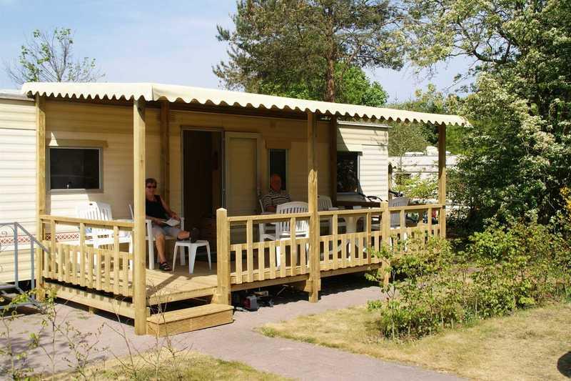 stacaravan 6p Camping Meistershof