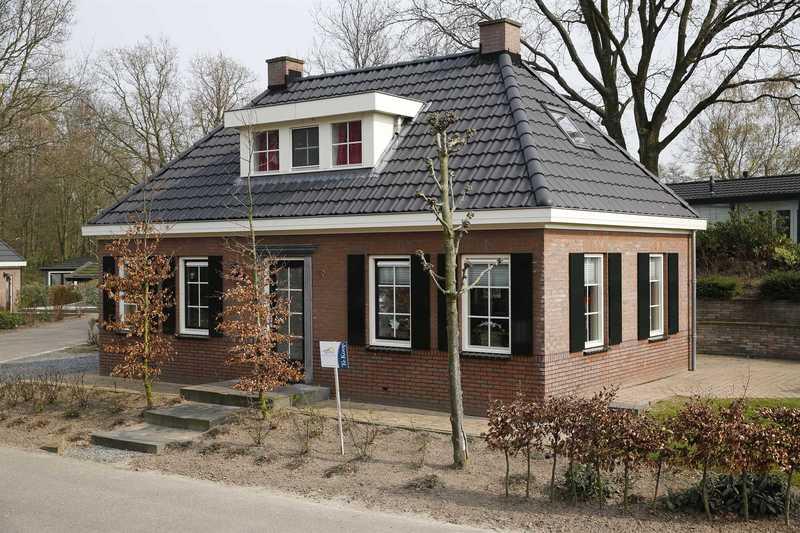 Vakantiepark Familiehuis Nunspeet, Notariswoning 8 personen, Veluwemeer