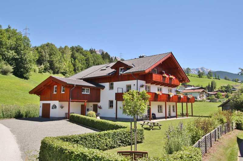 Haus Sion luxe vakantiewoningen