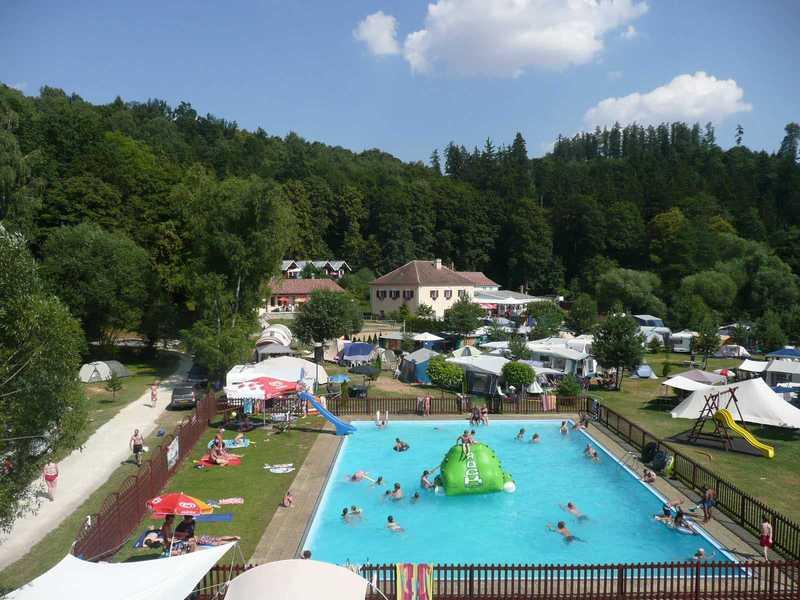 Christelijke camping Letni Den Tsjechie