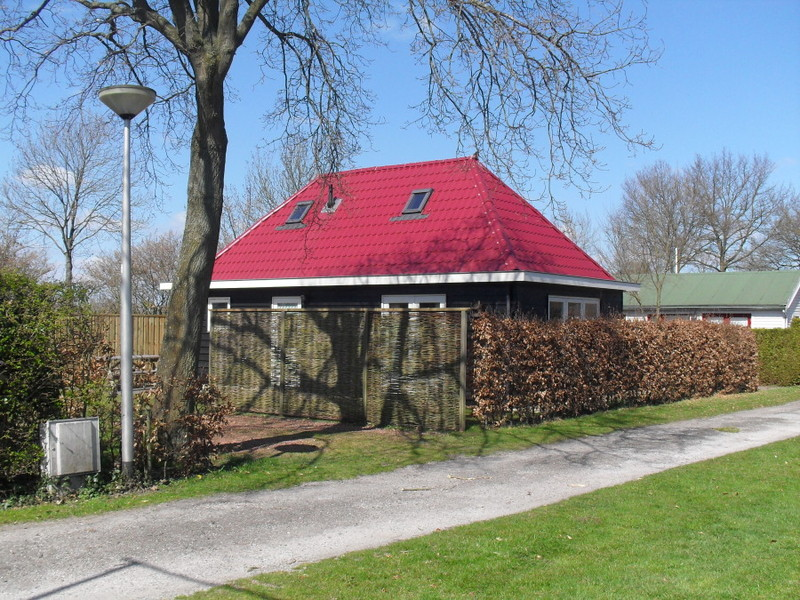 Ruime 8-persoons vakantiebungalow in Nunspeet, op de Veluwe