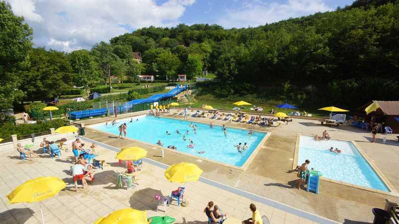 Vakantiepark La Draille Frankrijk