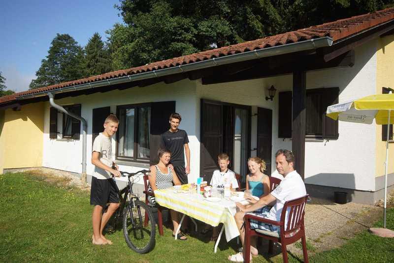 Vakantiepark Beierse Woud in Duitsland
