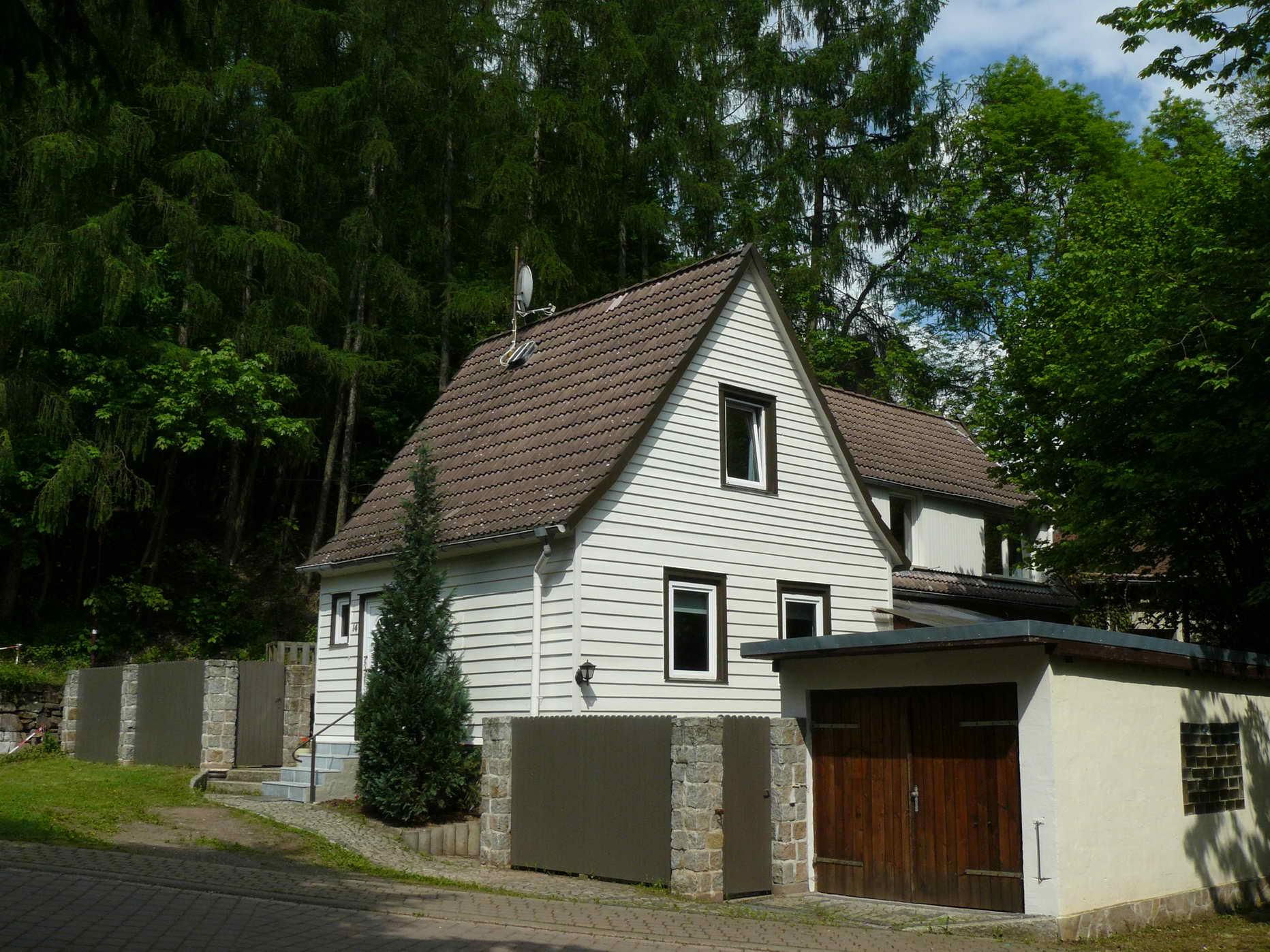 Ruim, gezellig en vrijstaand huis in Duitsland/Harz, 8pers  -ideaal voor gezinnen-