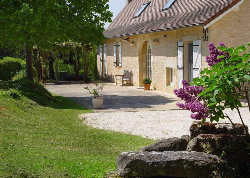 Les Chauffours, vakantiehuis in de Dordogne