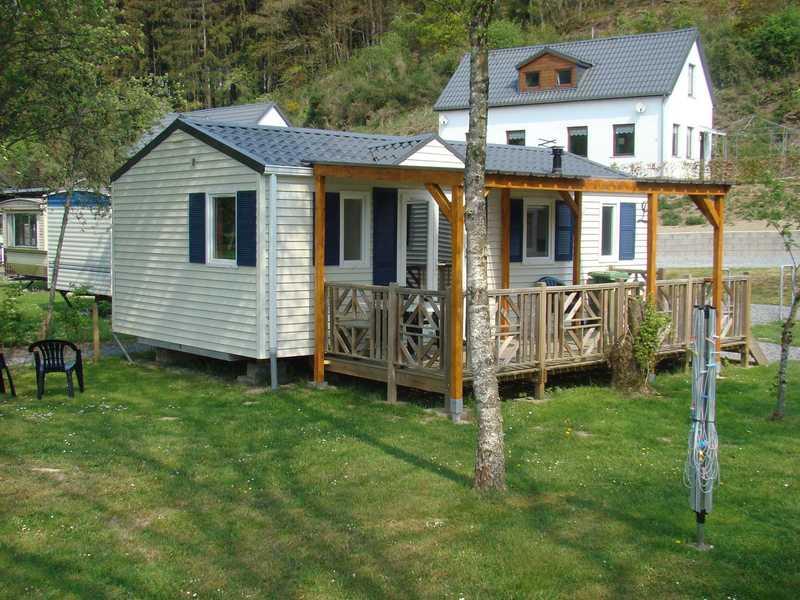 Chalet 6p/Stacaravan 4-6p/ Camping Val d'Or