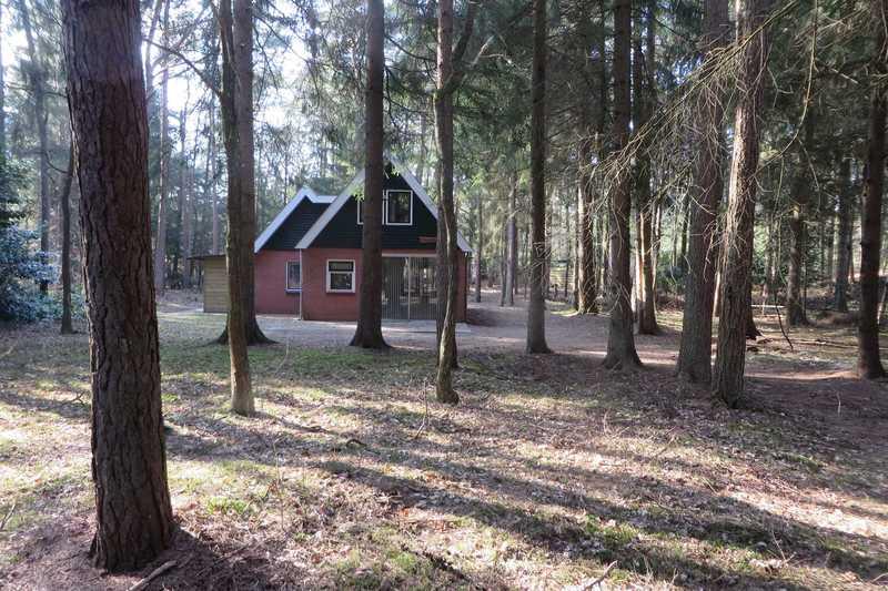 Norg vakantiewoning, vakantiebungalow, vakantiehuis met sauna