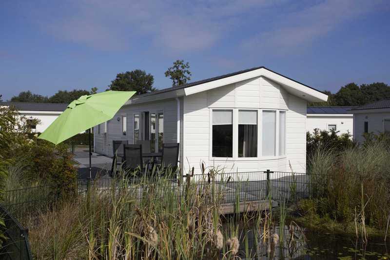 Vakantiepark Familiehuis Nunspeet, 8-persoons accommodatie