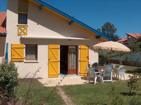 vakantiehuis/bungalow Aquitaine - Les Landes 6 persoons