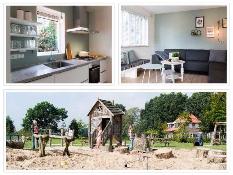 Vakantiehuizen Twente WWW.KLEILUTTE.NL
