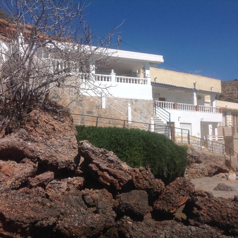 Idyllisch gelegen strandhuis