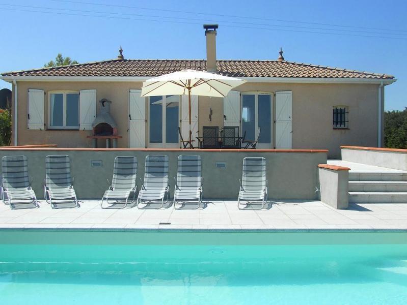 Vakantievilla met zwembad in Zuid-Frankrijk (Ariège)
