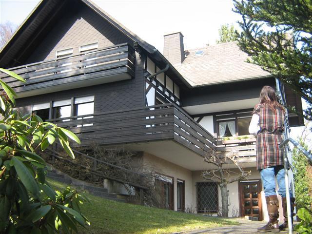 vakantiehuis bij Winterberg 8-12 p