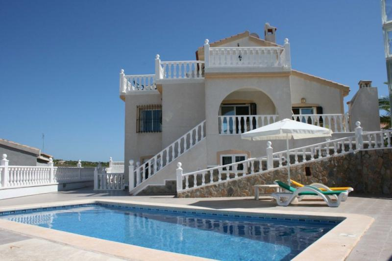 Droomvilla met privé-zwembad Zuid Spanje (Costa Blanca)